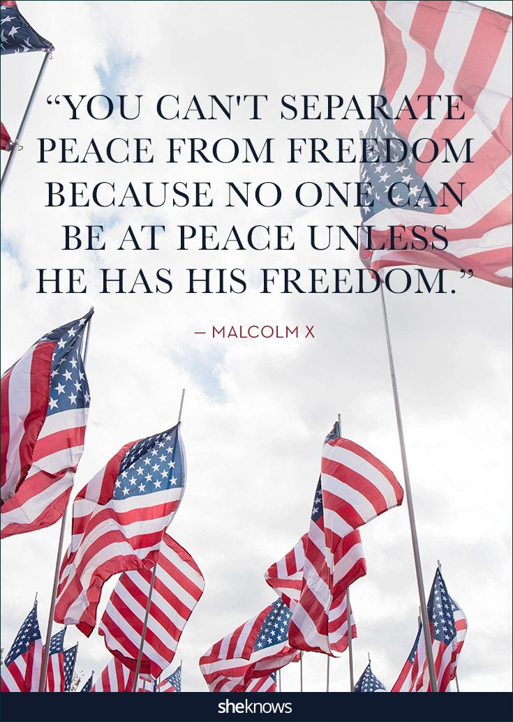 25 Patriotic Quotes That Will Make You Proud Of America Red White
