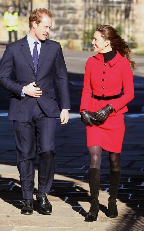 Prince William Photos Photos: St. Andrews 600th