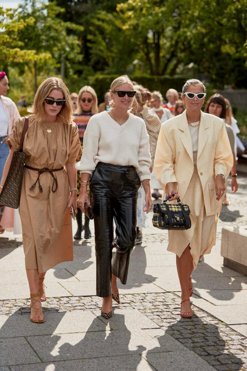 Streetstyle från Copenhagen Fashion Week SS20 (med bilder