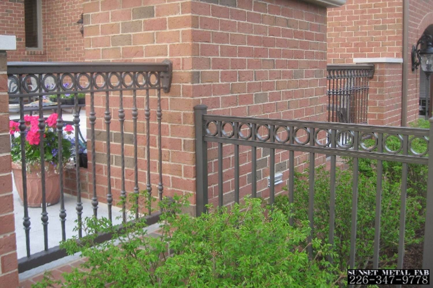Best Ooh Wrought Iron Exterior Railing Railings Outdoor 640 x 480