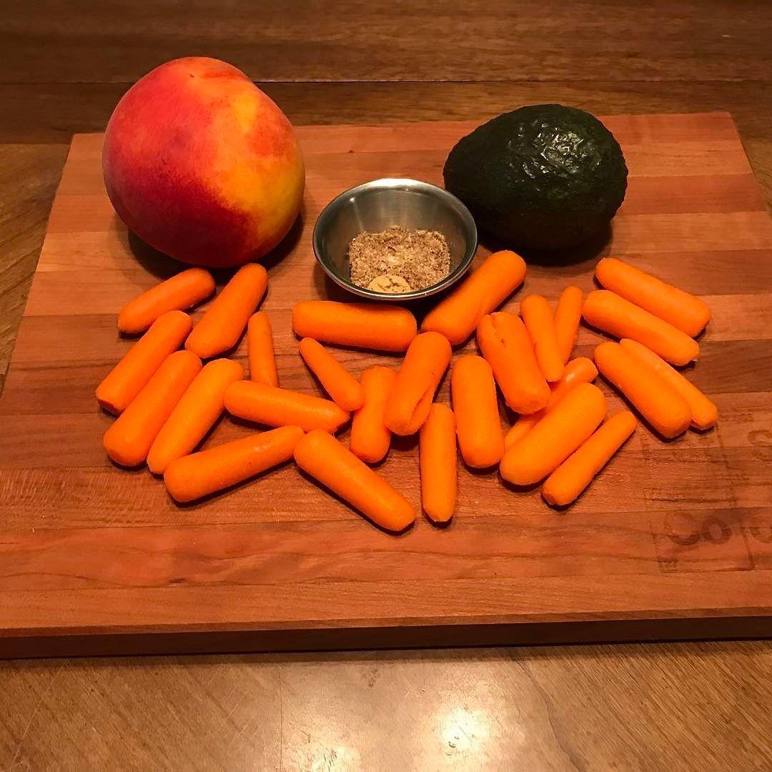 Step 1 measure ingredients. Homemade organic baby food