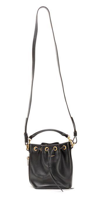 Saint Lau Small Bucket Crossbody Bag