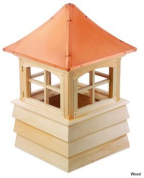 Good Directions Guilford Cupola 84x129in Vinyl  Good Directions Guilford Cupola Expertly handcrafted Cupolas are the perfect complement to any traditional construction project. With a long history of enhancing the appearance of homes, barns, and commercial structures, these Cupolas are known for their wide variety of beautiful designs and high quality construction.