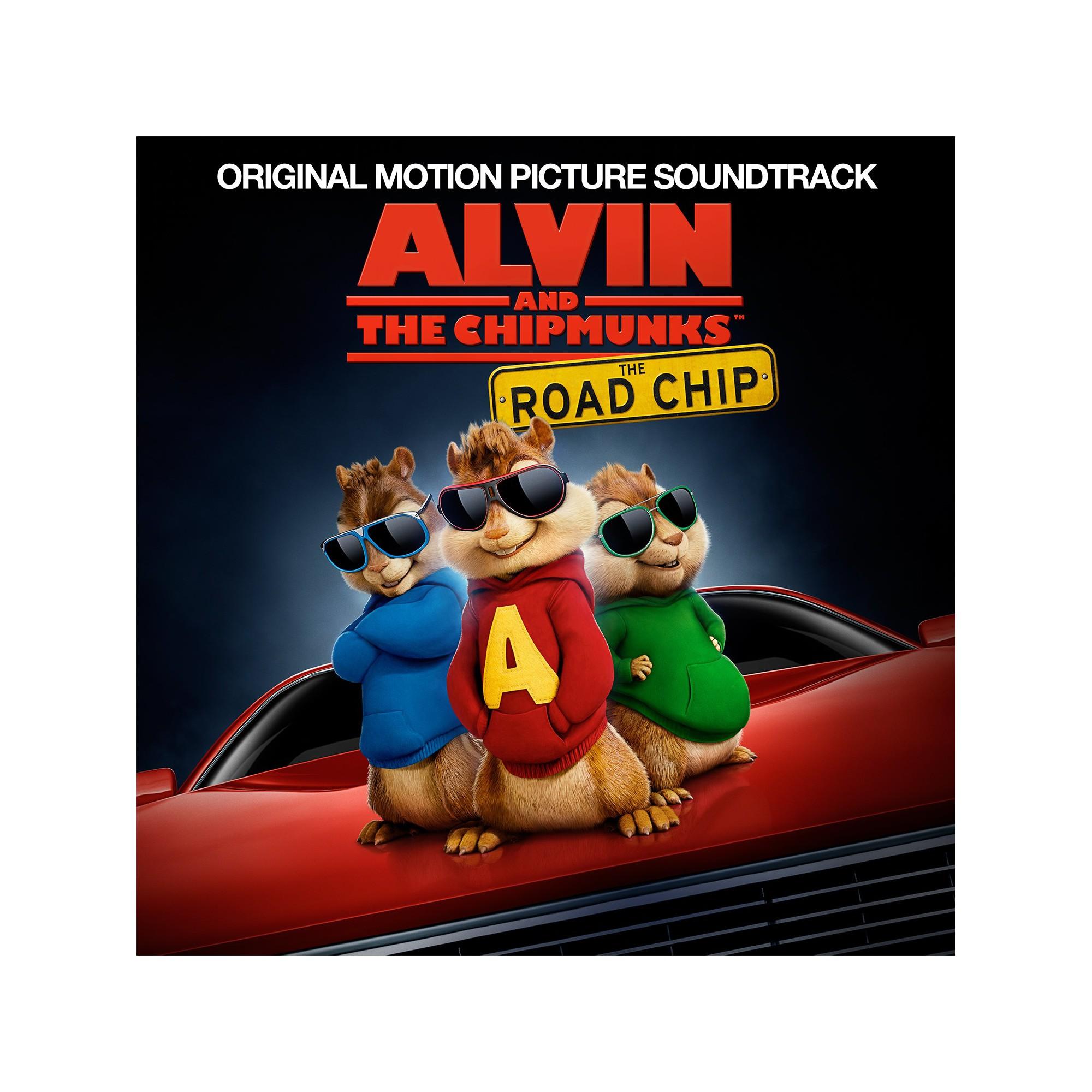Alvin & The Chipmunks Road Chip Alvin, the chipmunks