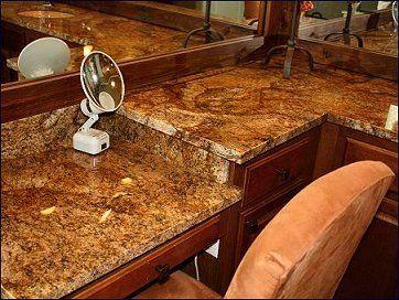 Copper Canyon Granite Dream Bathroom Pinterest