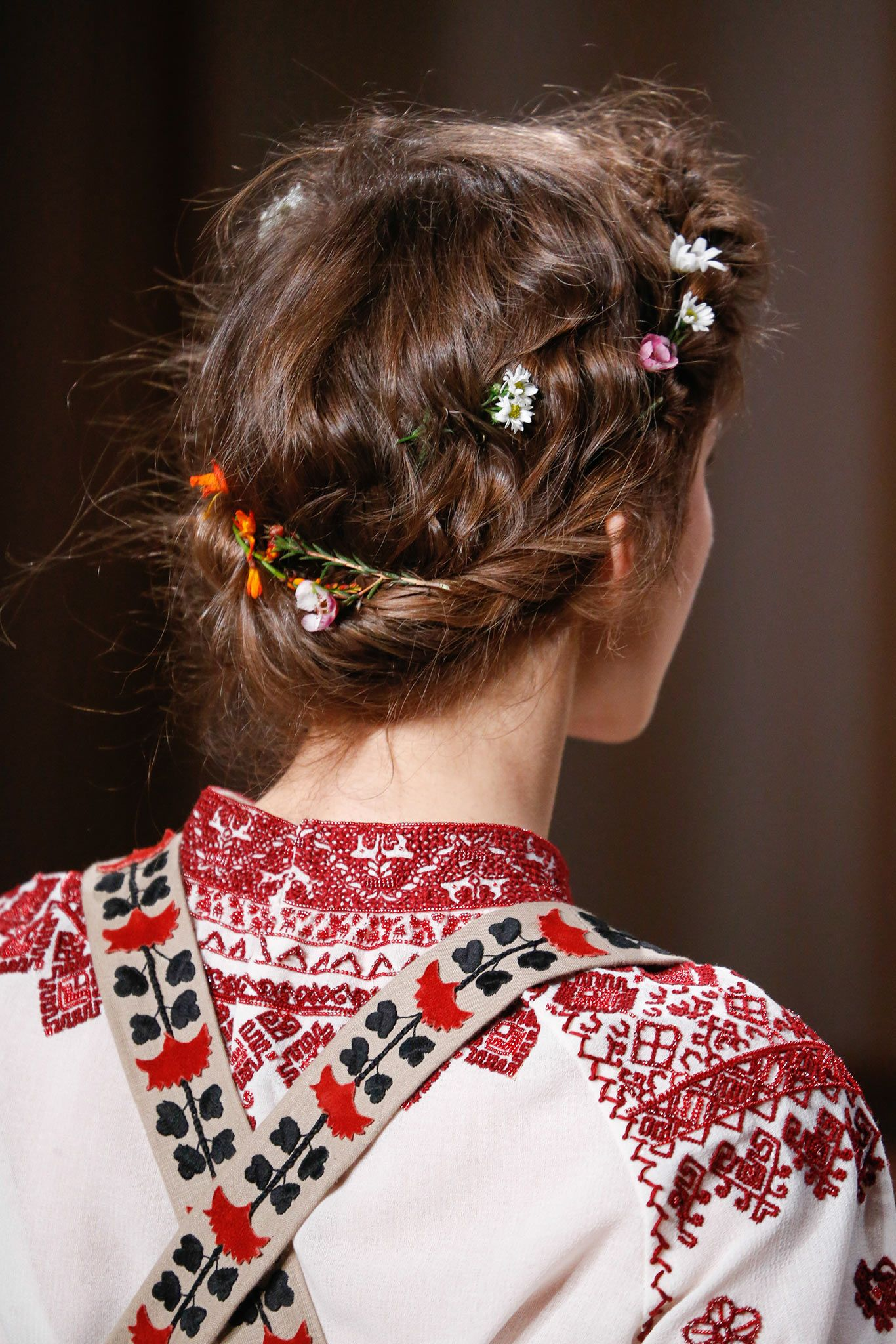 Valentino Spring 2015 Couture Details Gallery Style Com Hair Styles Hair Hair Beauty