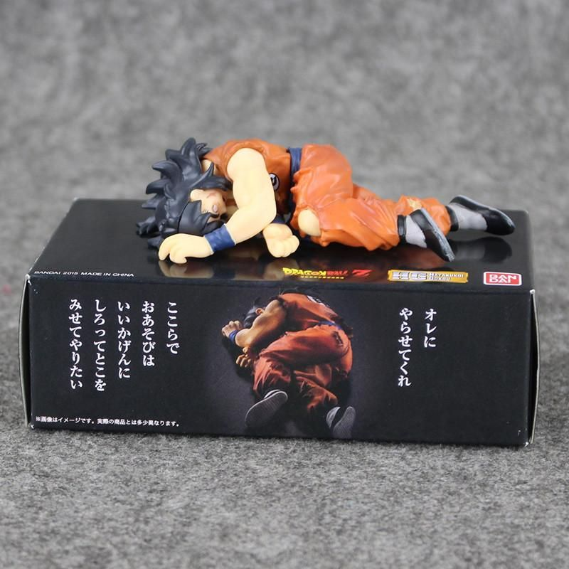 Dragon Ball Z Anime Dead Yamcha PVC Collectible Action Figure Statue Toy Model