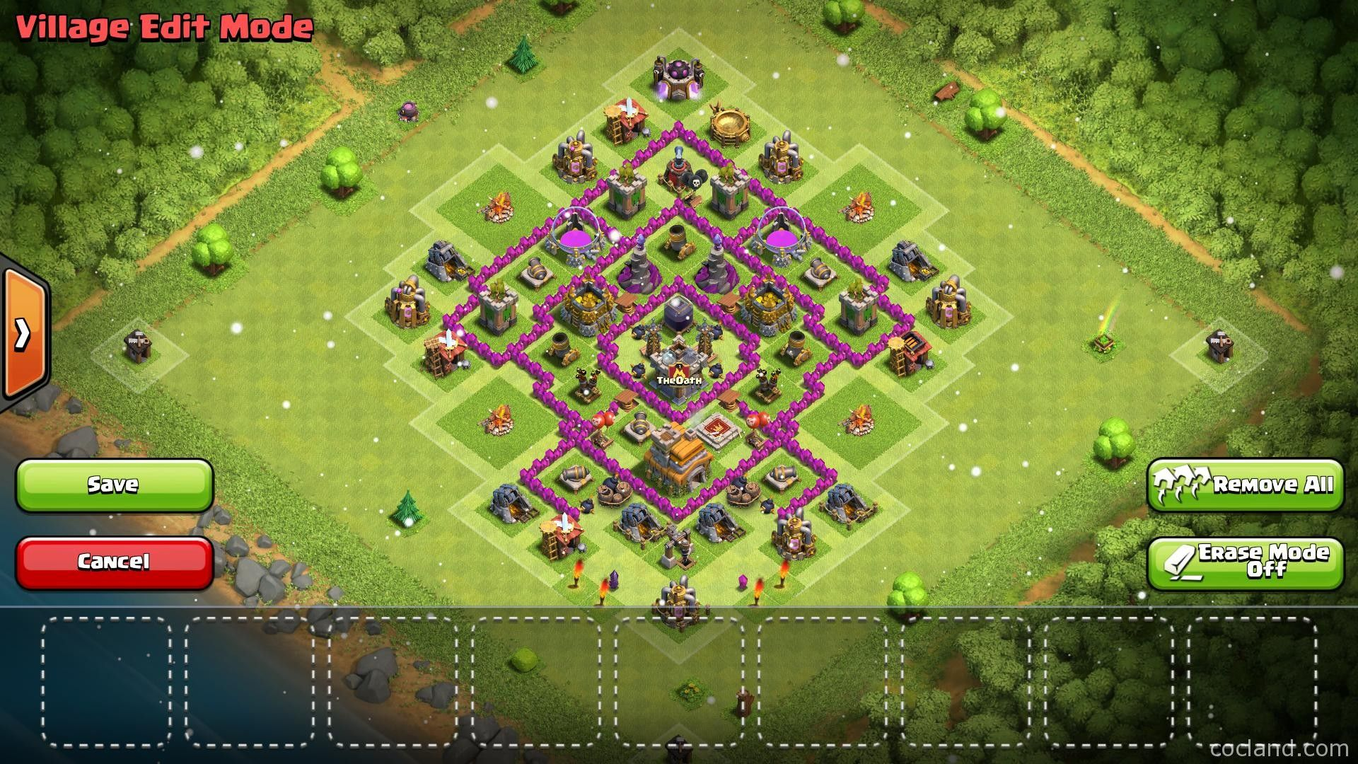Pin By Clash Of Clans Guides On Clash Of Clans Tips Pinterest