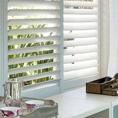 Faux Wood Shutters To Put On Sliding Doors