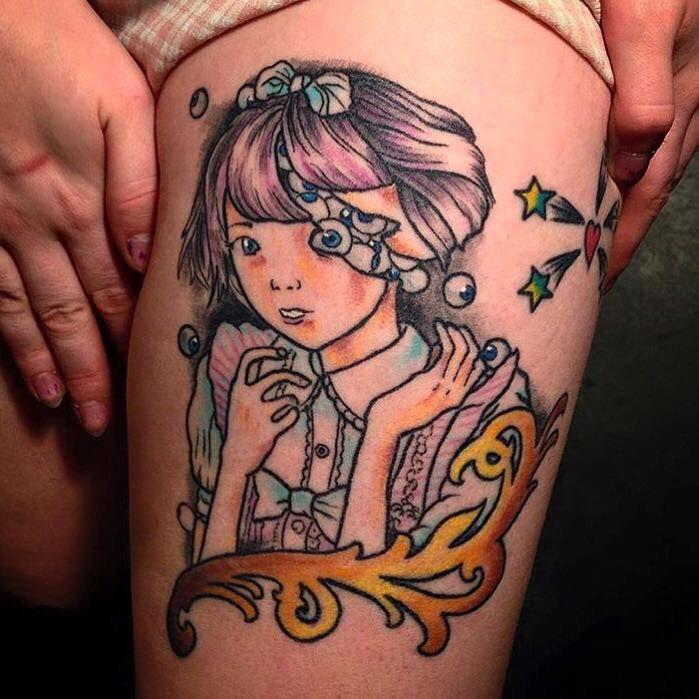 Color Tattoo By Matt From Black Sails Tattoo: Tattoo By Matt Wear, Super Genius Tattoo, Seattle WA