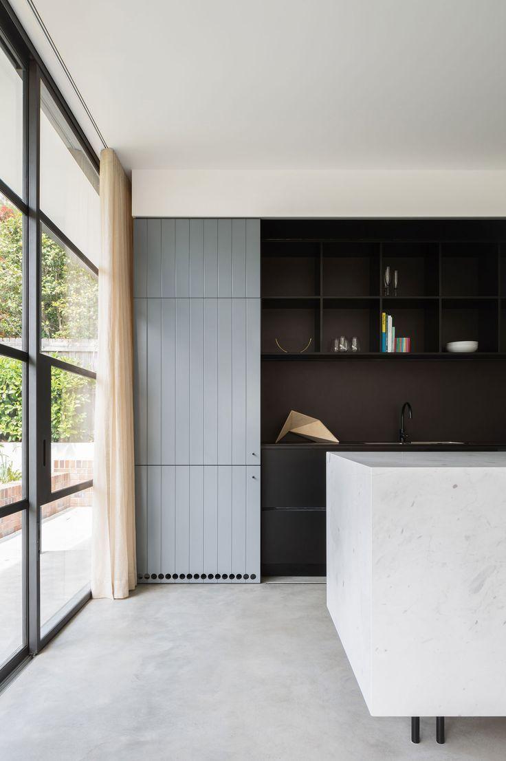 Au Yeung House in Sydney by Tribe Studio   Fachadas modernas ...
