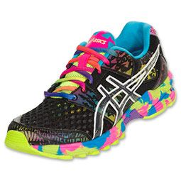 a0b42c2aa5f The Asics GEL-Noosa Tri 8 Women s Running Shoes have a vivid color scheme  that s