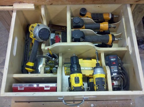 Job Site Tool Organizer By Baldwin Lumberjocks Com