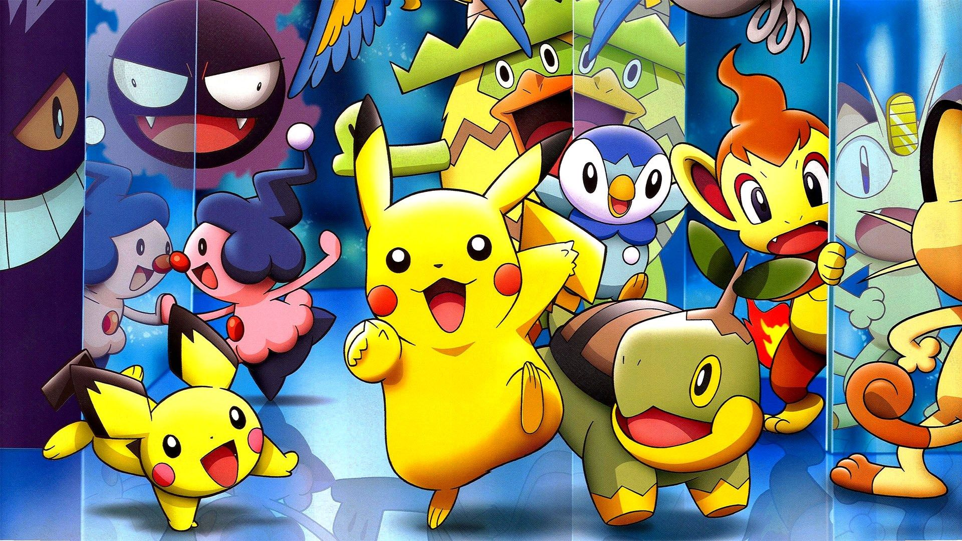 Cute Pokemon Wallpaper Full Hd