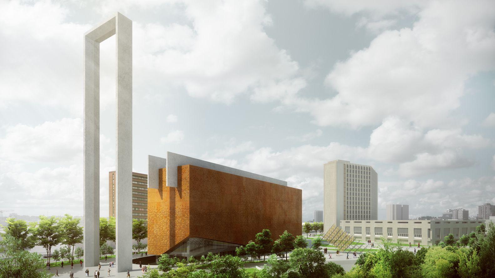 Galería de Seis propuestas para el Museo Nacional de la Memoria en Colombia - 35