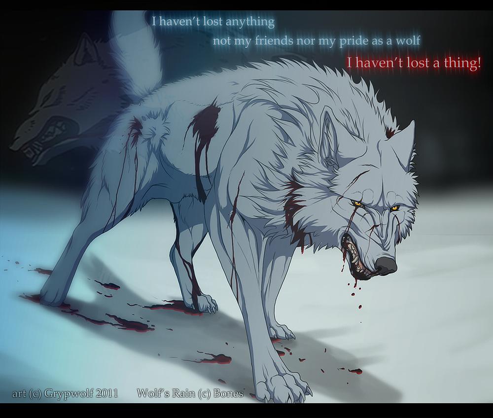 Pride Of A Wolf By Grypwolf.deviantart.com On @deviantART