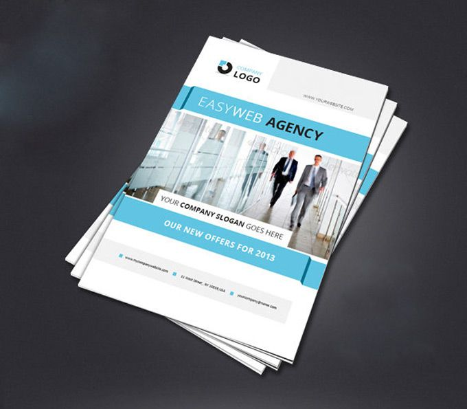 30 Brochure Design Ideas \u2013 Examples for Your Print Projects - brochure design idea example