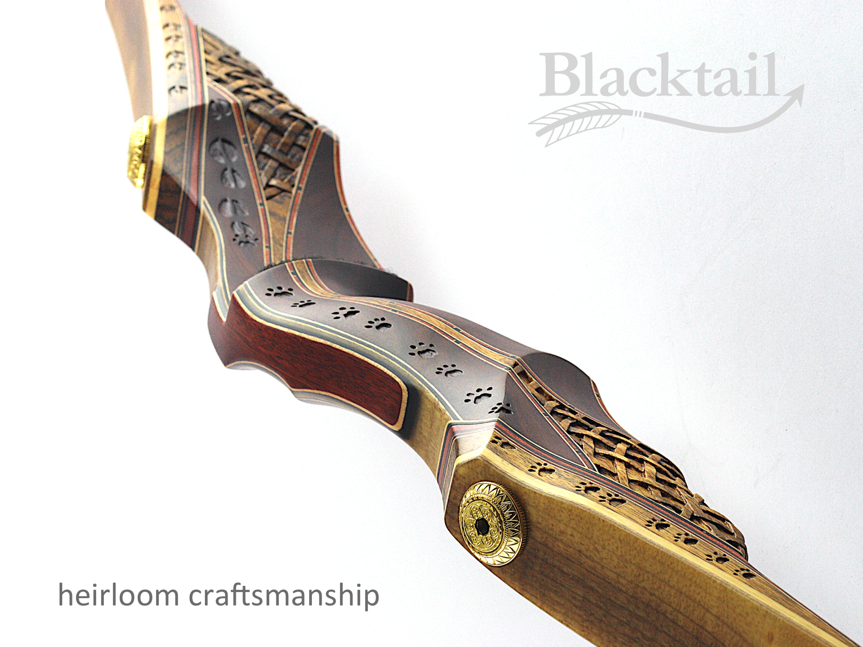 Hand-carved 'Legacy Series' bow  | Archery | Archery