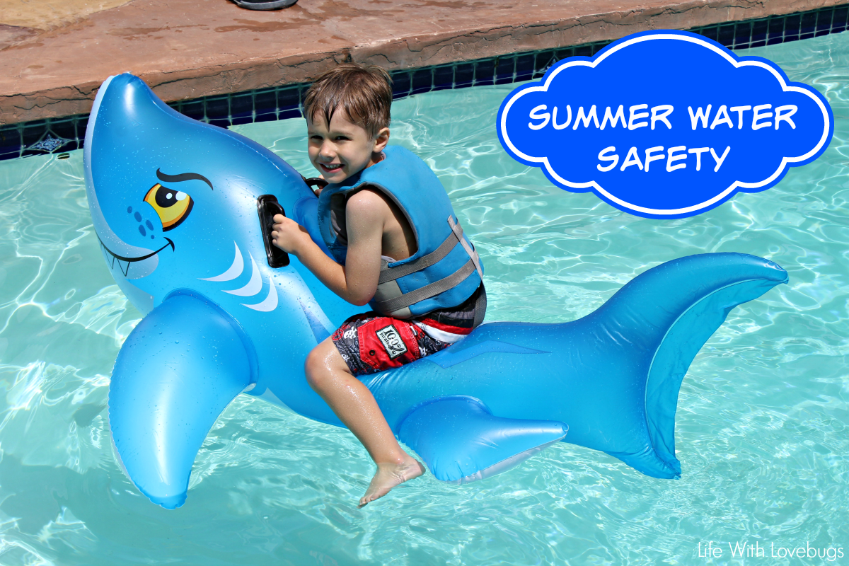 Keep Your Kids Safe This Summer By Teaching Them The Rules