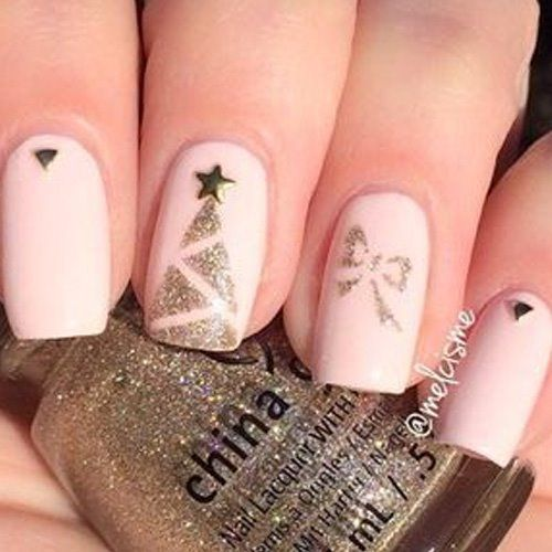28 Best Christmas Nails Ideas For 2018 Styles Art Nail