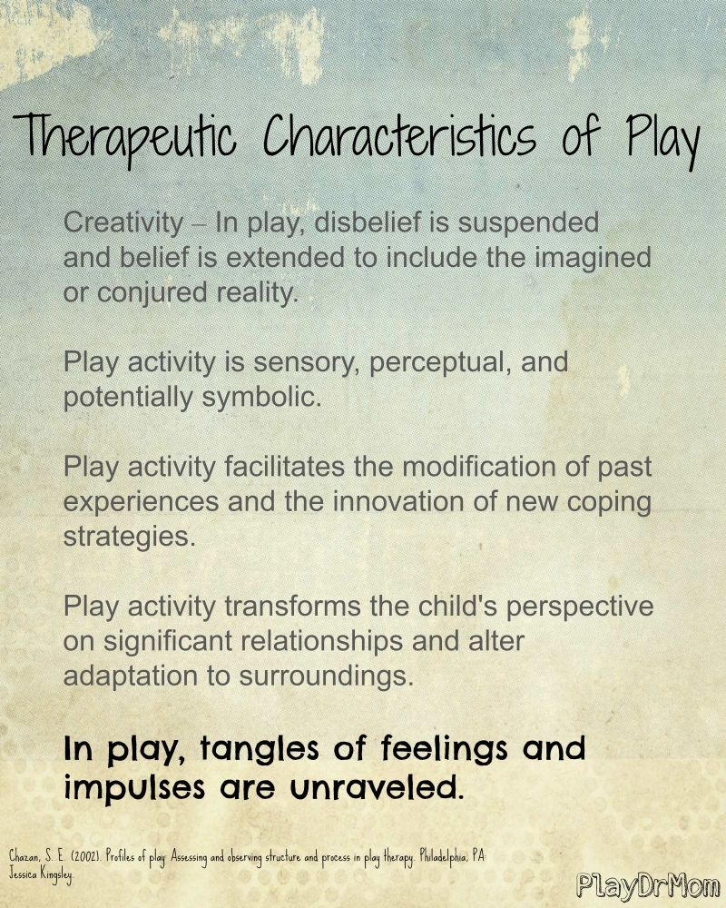 What makes play therapeutic plays therapy and child life playdrmom discusses what makes play therapeutic 1betcityfo Gallery
