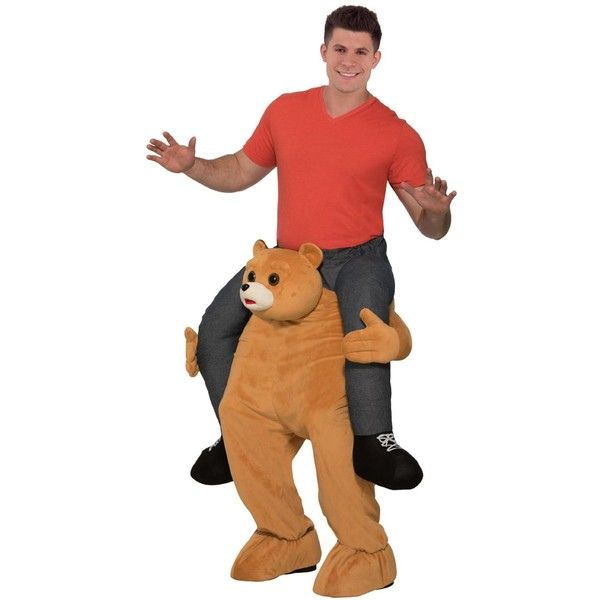 Costume polar bear adult