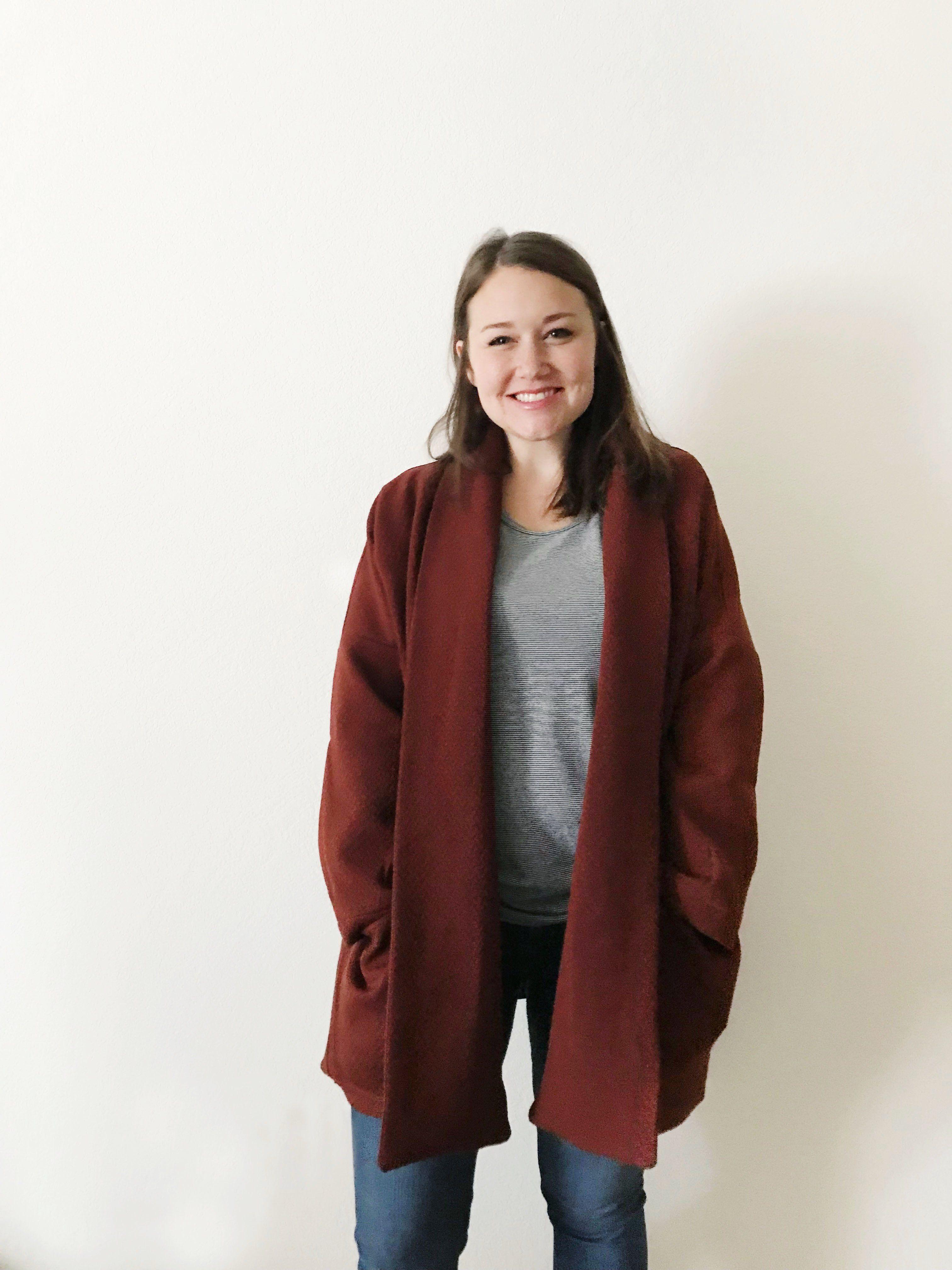 0e413b68a777f4 Wiksten Oversized Kimono – La Mercerie Kimono Jacket