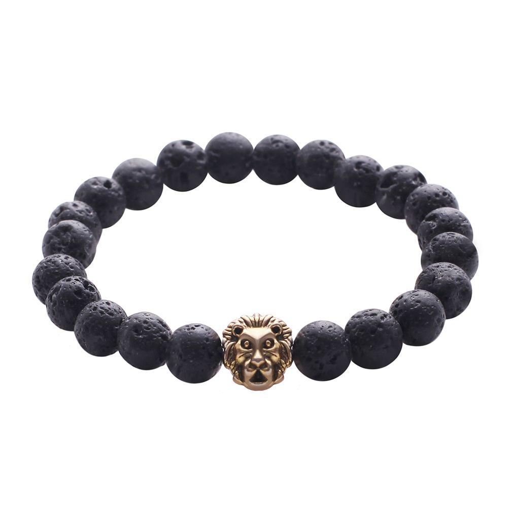 Click to buy ucuc cindiry unique jewelry fashion buddha bracelet