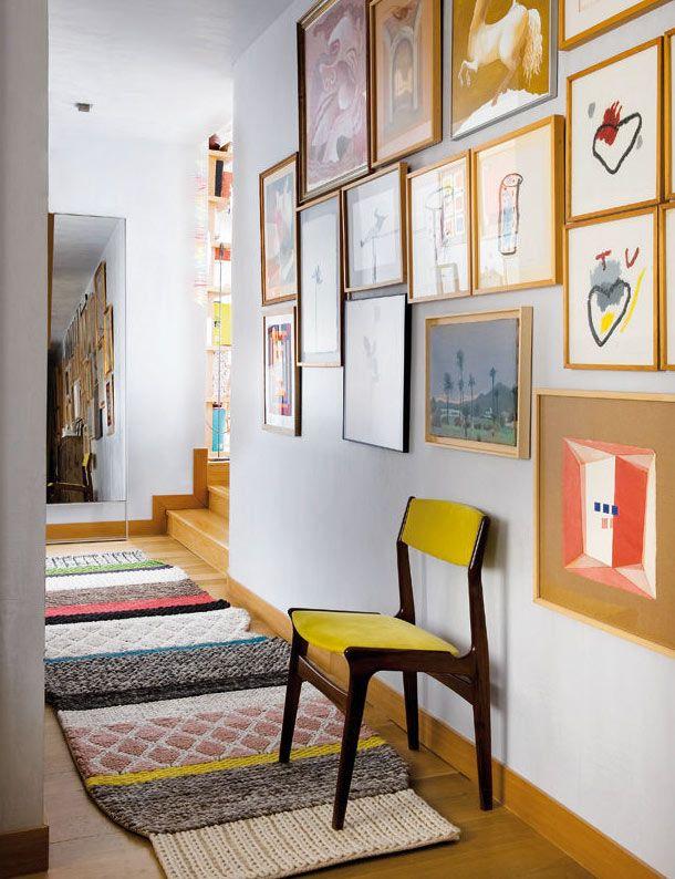 pasillo Living rooms Pinterest Pasillos, Cuadro y Hogar