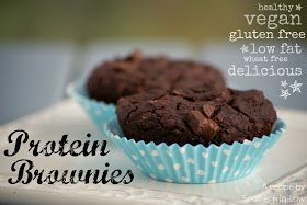 Southern In-Law: Recipe: Chocolate Protein Brownies - Gluten Free!