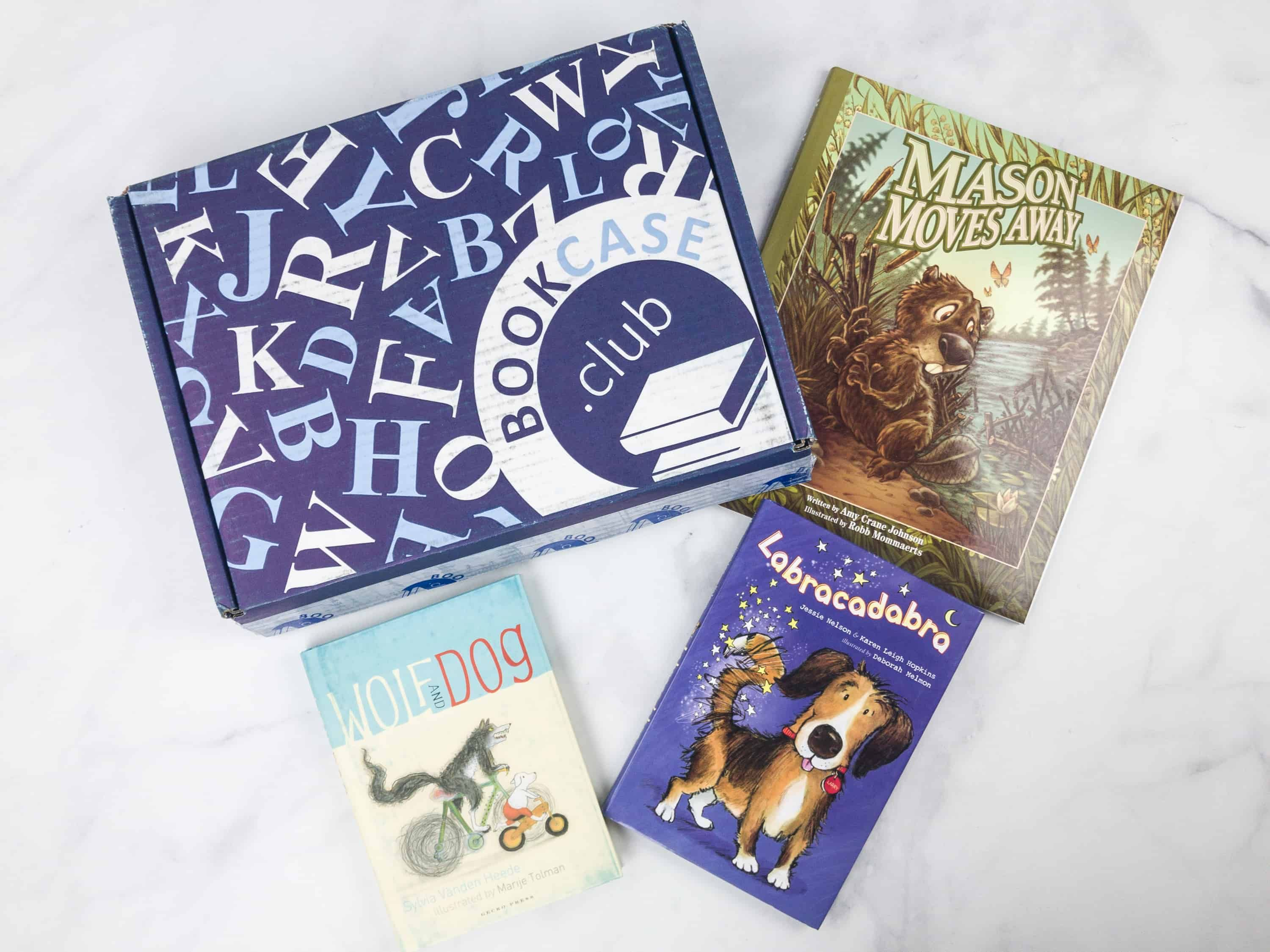 Check Out The February 2018 Kids Bookcase Club Review Coupon Code