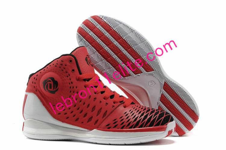 b10af92d4b38 Buy University Red Adidas Adizero Rose 3