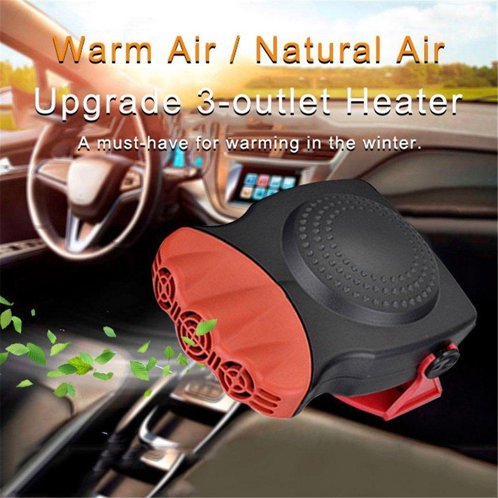 Portable Car Heater Auto Electronic Heater Fan Fast Heating