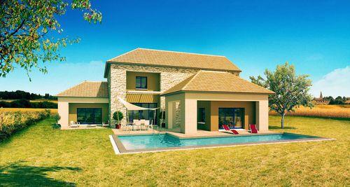 Une villa d\u0027architecte personnalisée