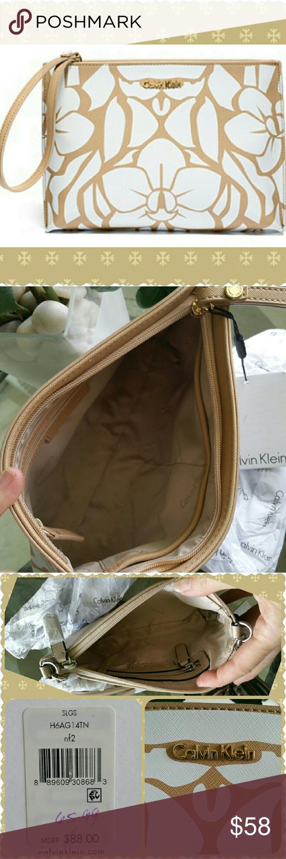 Calvin Klein Medium Signature Tote & Reviews - Handbags