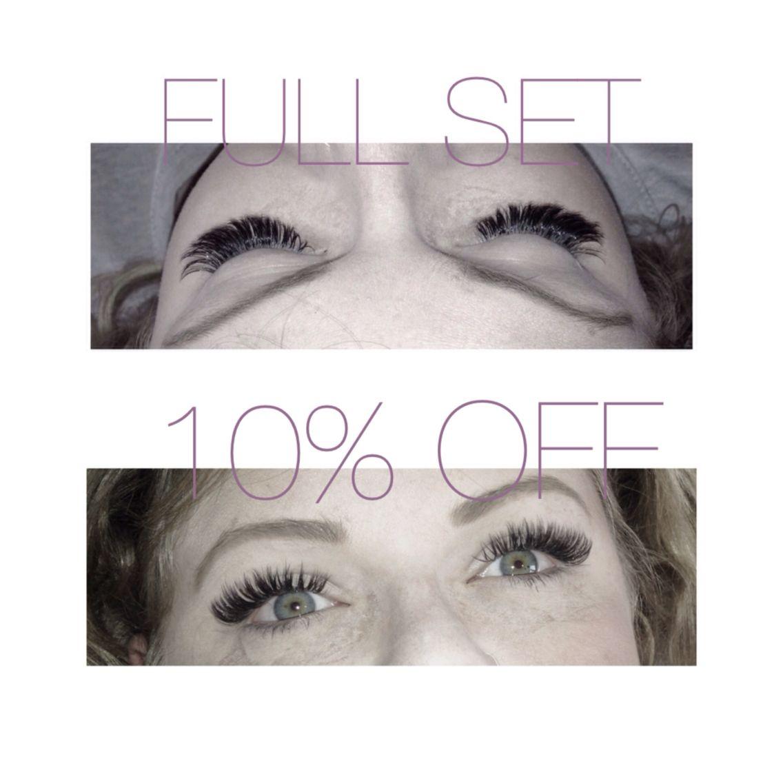 Eyelash extensions | Eyelash extensions, Eyelashes, Beauty