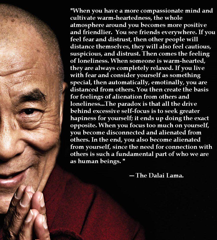 Dalai Lama Quotes About Life