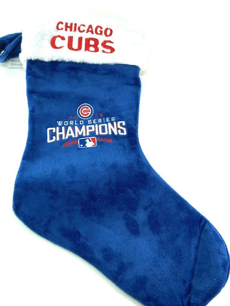 Cubs stocking