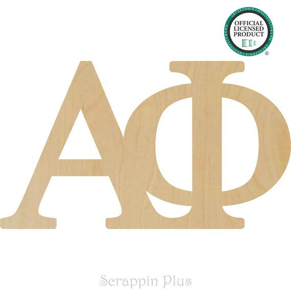 alpha phi greek letters connected alpha phi by scrappinplus
