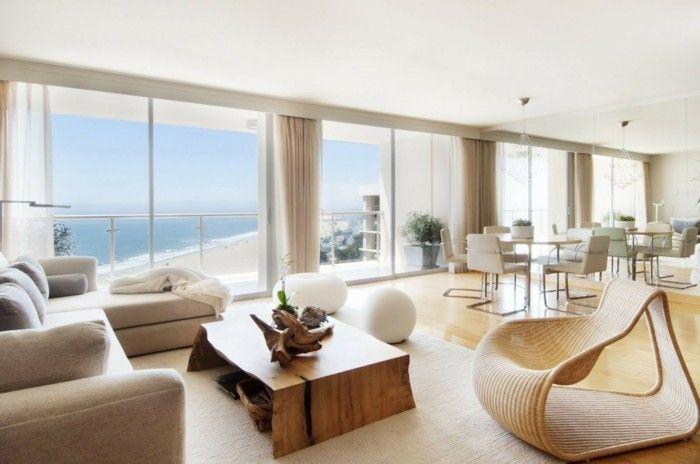 115 schöne Ideen für Wohnzimmer in Beige! Wohnzimmer Ideen - wohnideen wohnzimmer beige