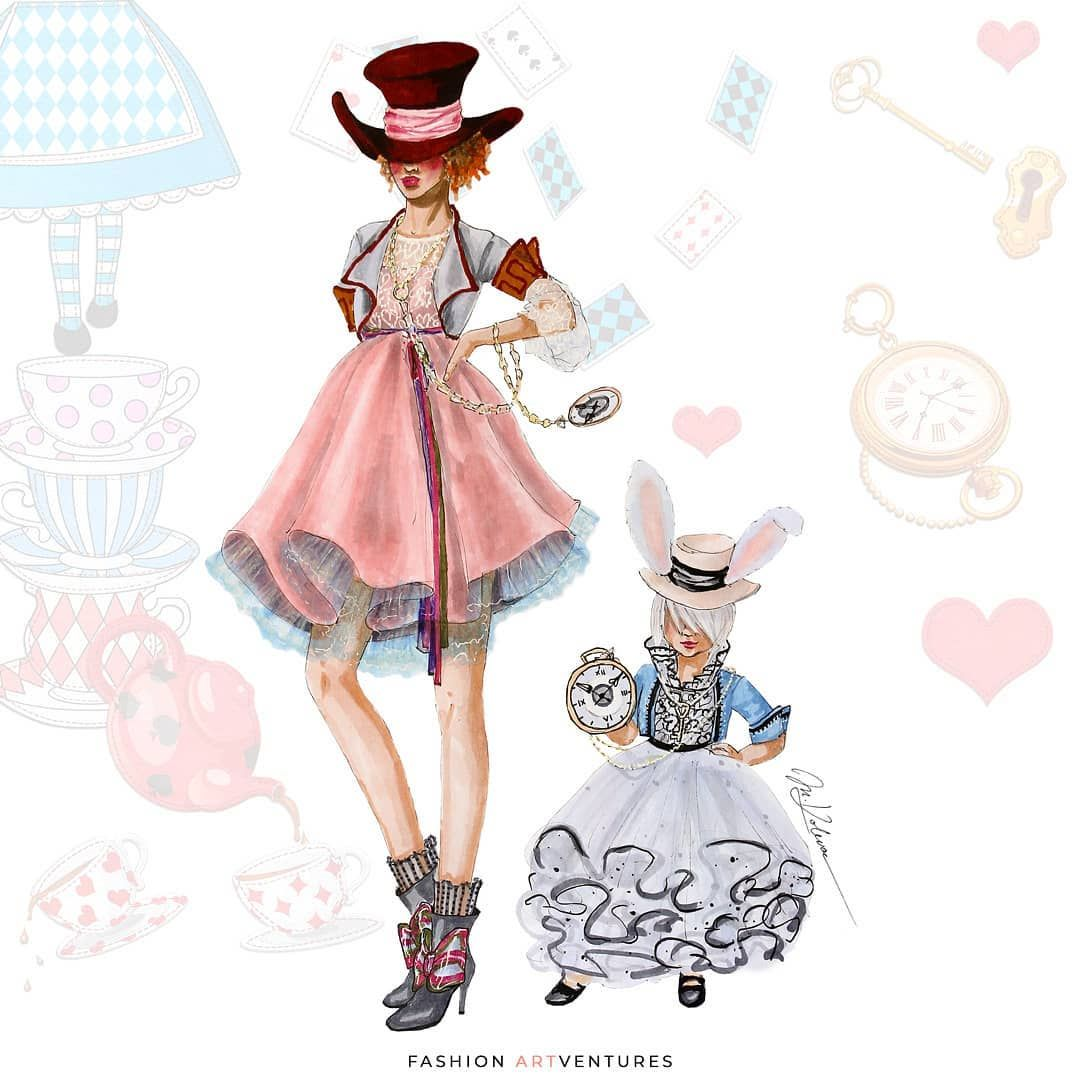 If You Know Me From My Youtube Videos You Re Aware Of My Weakness For Costumes This Alice In Wo