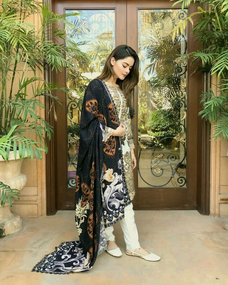 280182579c Minal khan | Digital dresses | Pakistani dresses, Pakistani fancy ...