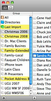 How To Clean Up Address Book And Make Lists For Mailing Christmas