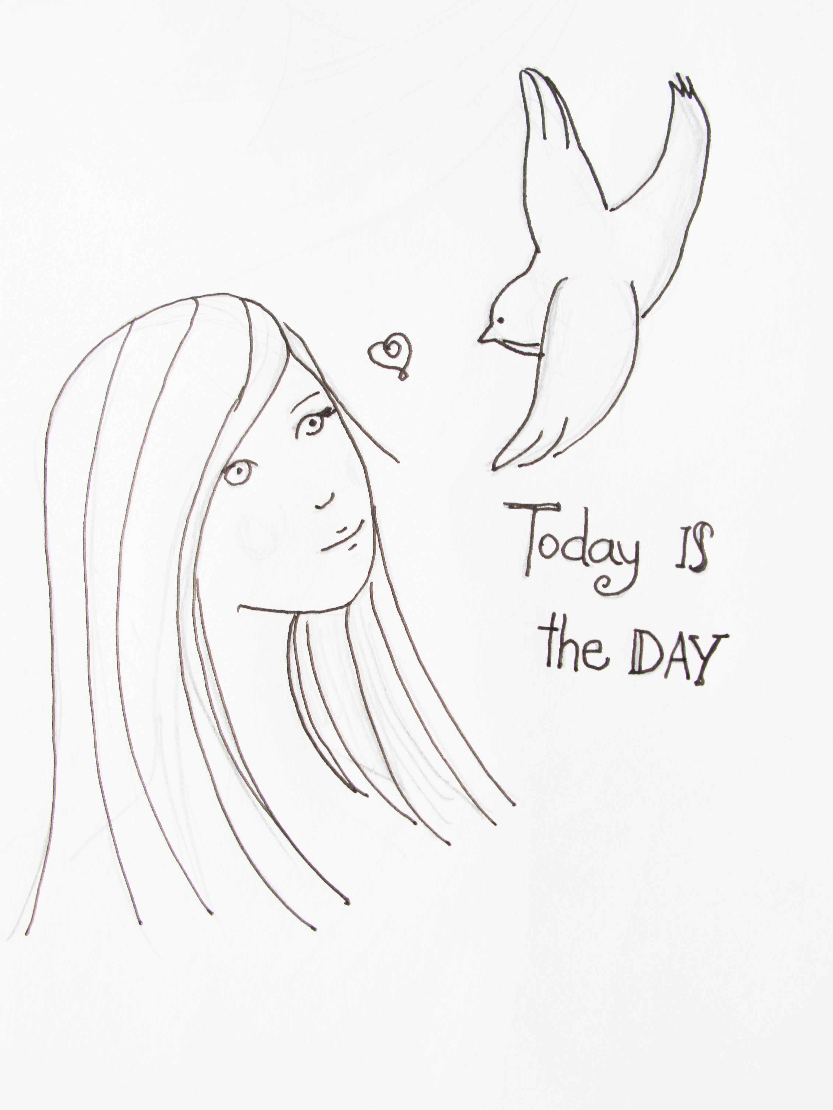 today is the day <3