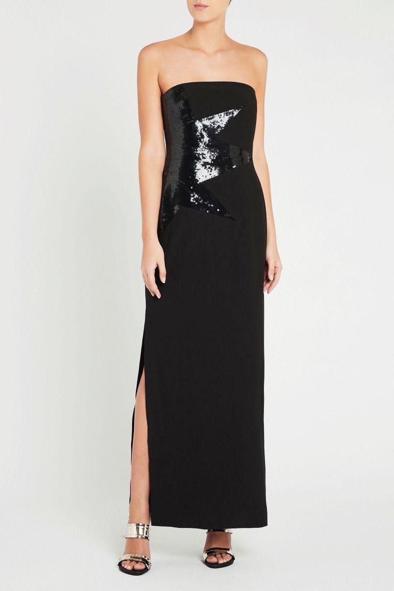 Star Street Sequin Dress Dresses Sequin Dress Strapless Dress Formal