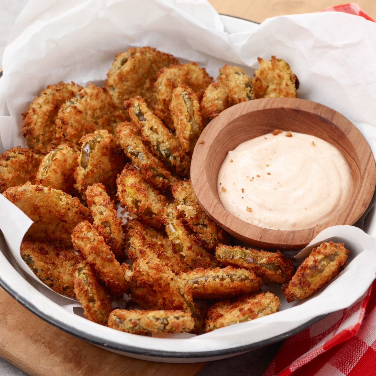 Air Fryer Fried Pickles Recipe Air fryer recipes, Food
