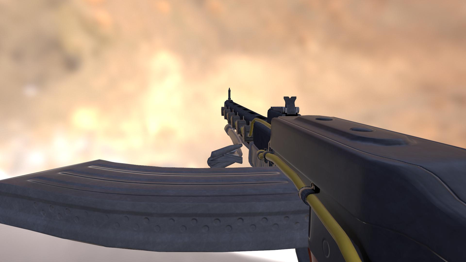 Fallout 4 Rail Rifle Mod Texturing-2 | Fallout 4 mods