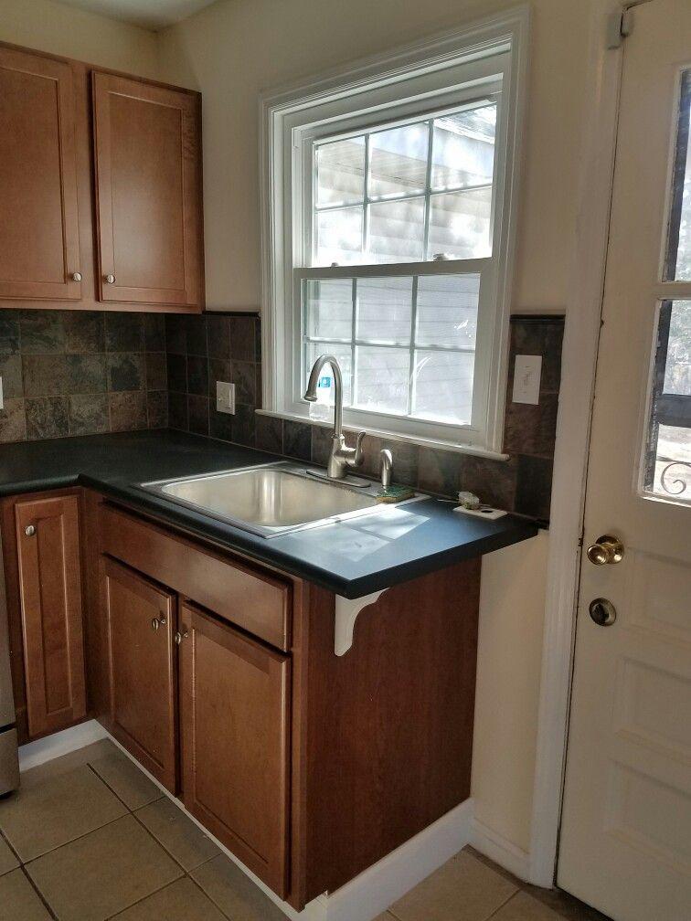 Elegant Small Kitchen Reno Under $5000