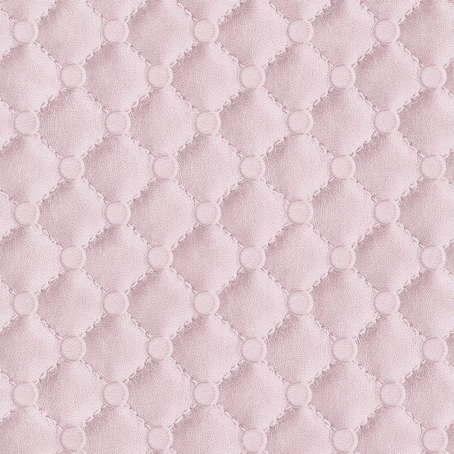 Vliestapete 42513 50 P S Idea Of Art Chesterfield Polster 3d Leder Optik Altrosa Altrosa Tapeten Rosa