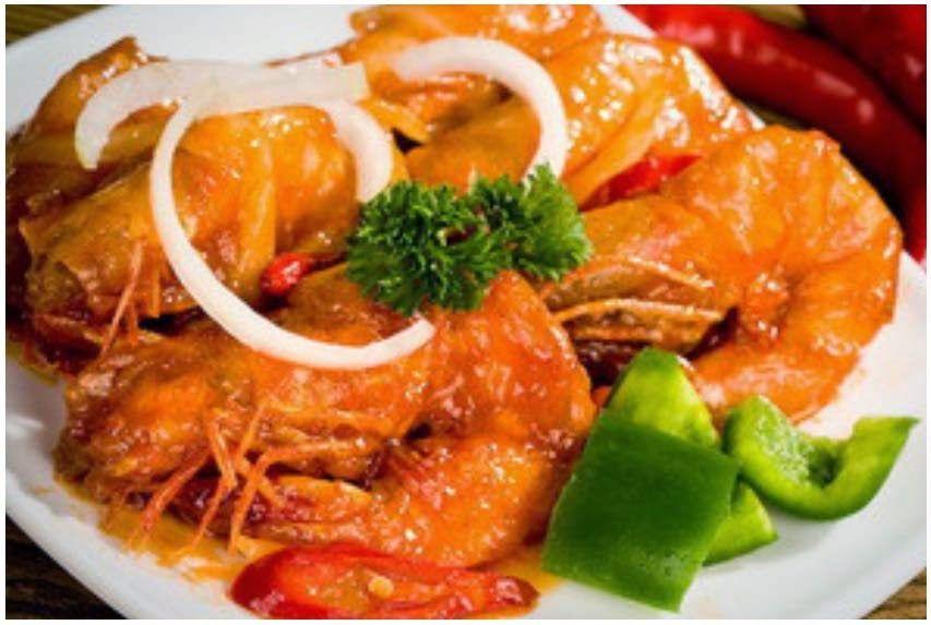 Resep Udang Goreng Khas Padang Resep Pilihan Resep Udang Makanan Resep Masakan Indonesia